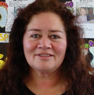 Headshot of Juanita