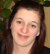 Headshot of Sarah (teacher aide)