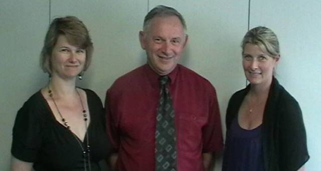 The Narrative Assessment Leadership team: Tracey Elder, Philip Cortesi, Kathryn Blakie