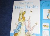 Front cover of The Tale of Peter Rabbit