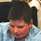 Headshot of Lucas