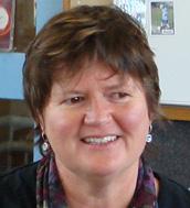 Headshot of Libby